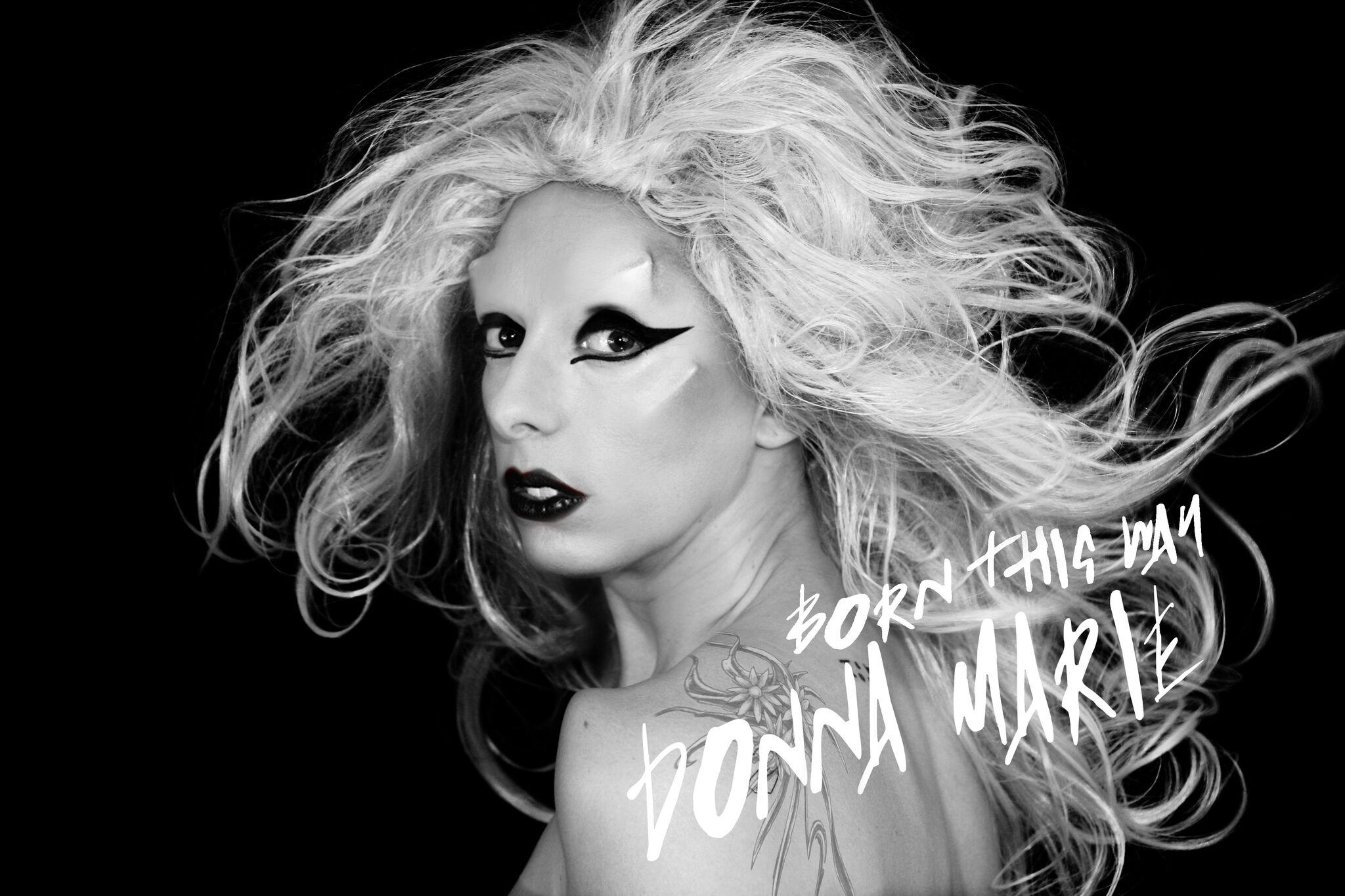 Tribute: Danna Marie as Lady Gaga