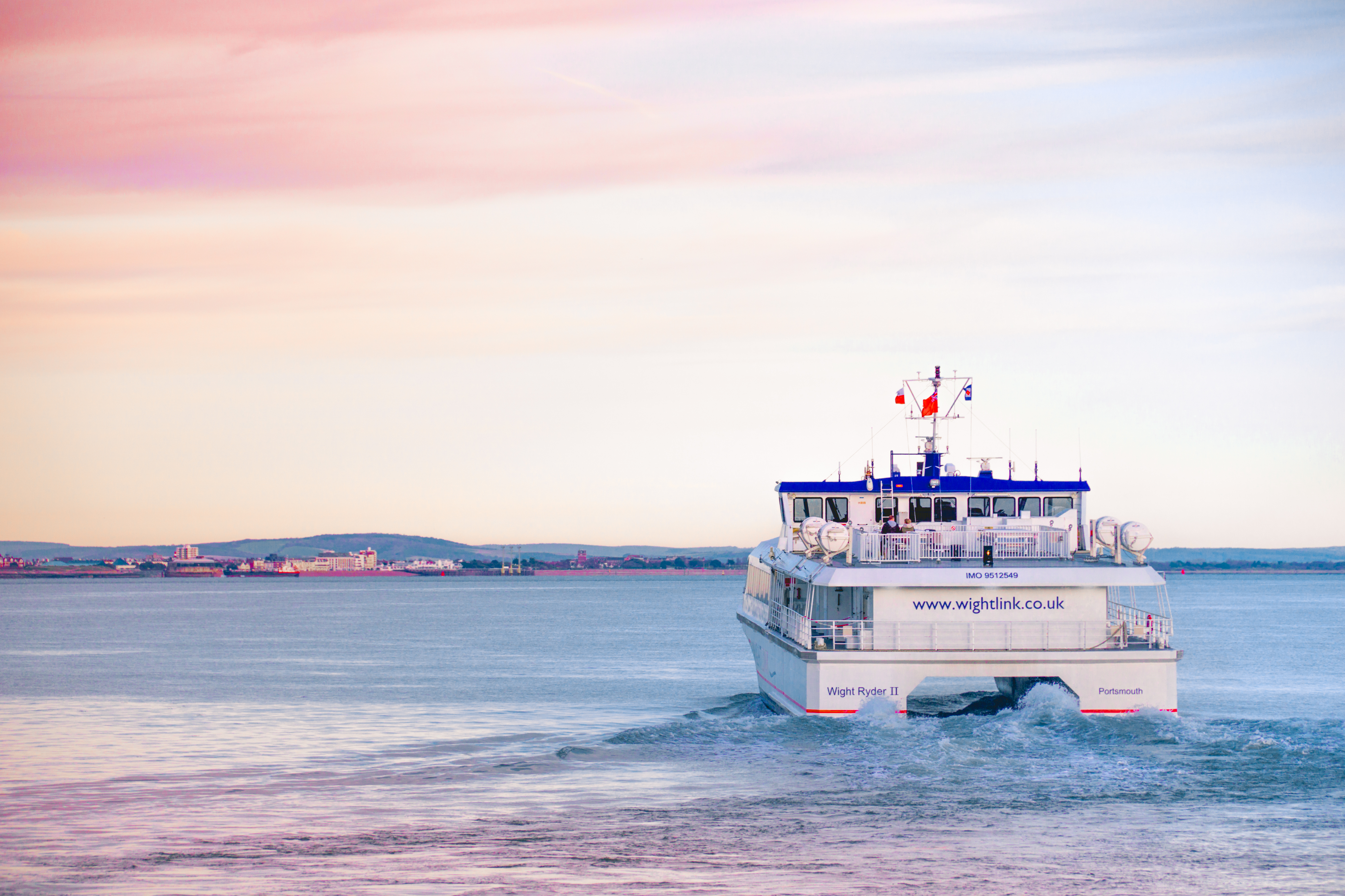 Travel to Pride in style with Wightlink – Travel offers from Portsmouth – the Island