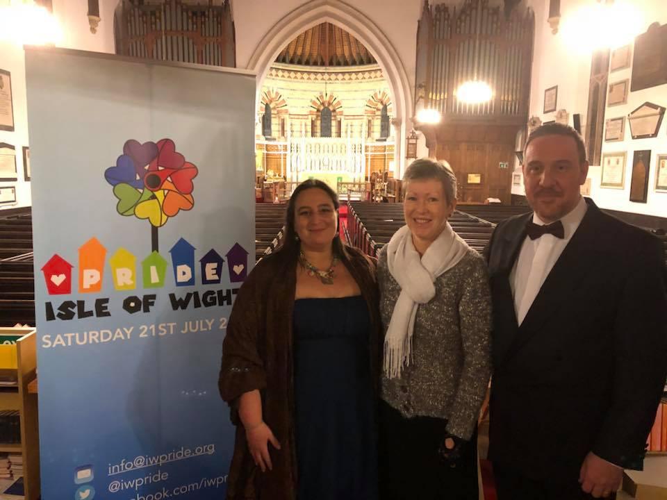 UK Pride Opera festival with Project:Opera