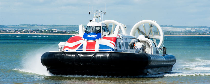 Travel Offers: Hovertravel